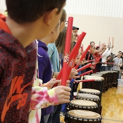 Drumming up character